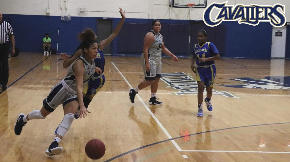promo code 9fbaf 6d5d2 Williams records triple-double as Lady Cavs sting Yellow Jackets