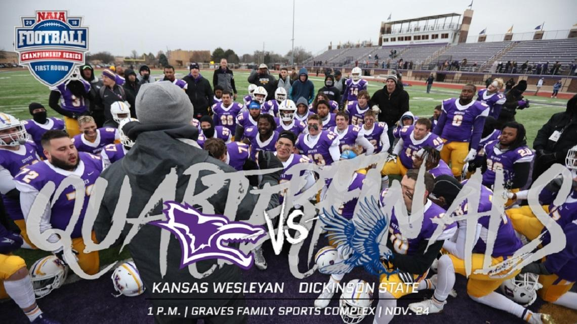 2018 Naia Football National Championship Quarterfinals Preview Kansas Collegiate Athletic Conference