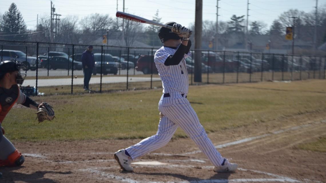 2021 Baseball Iowa Wesleyan University Athletics