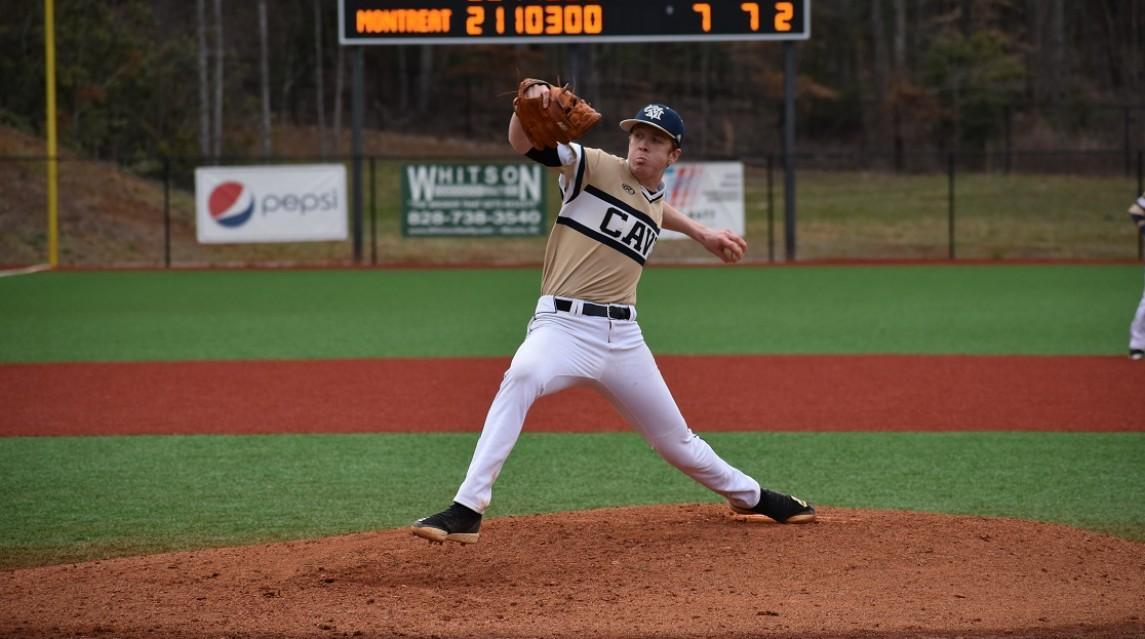 2021 Baseball Montreat College Athletics