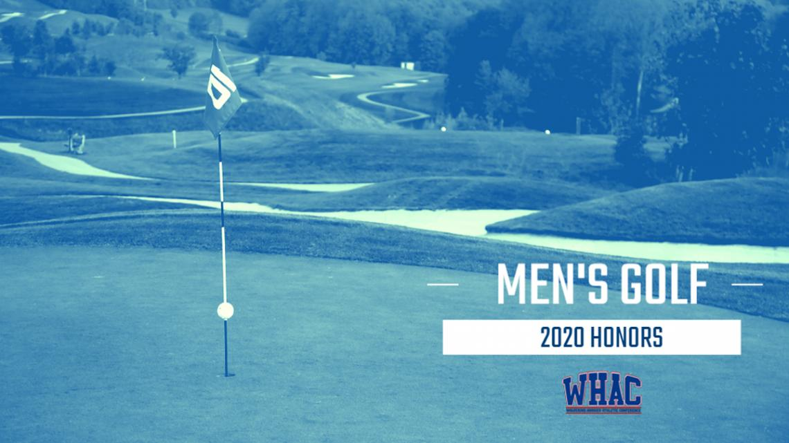 2021 Men's Golf | Wolverine-Hoosier Athletic Conference
