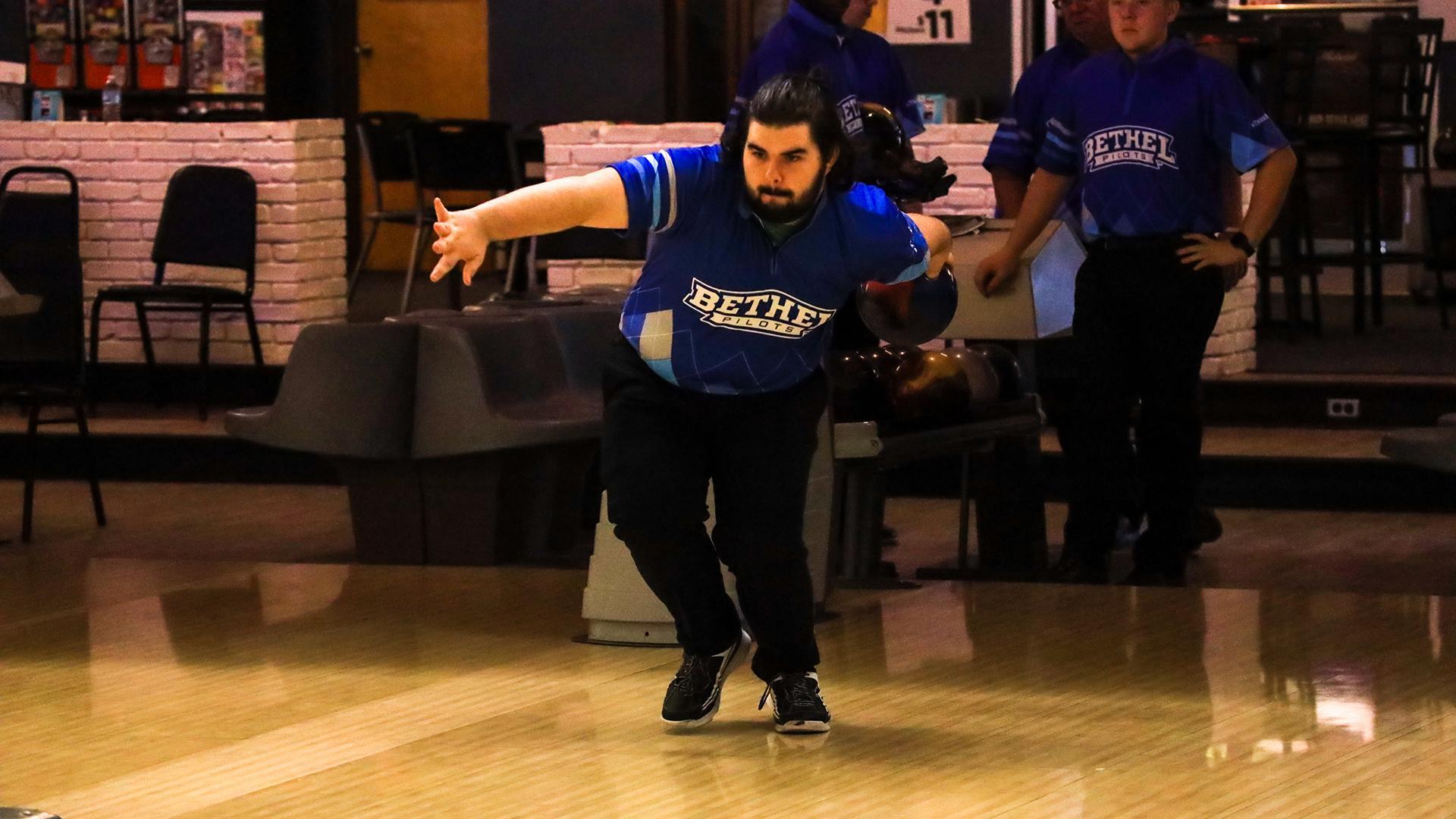 2020-21 Men's Bowling   Bethel University Athletics