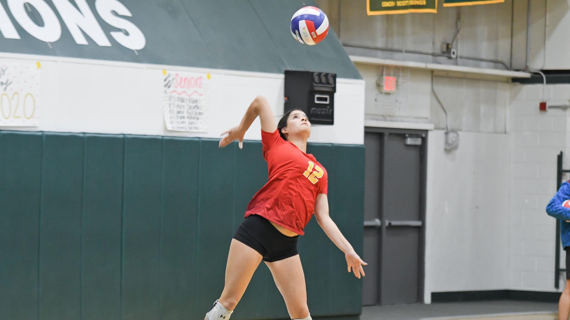 2020 Volleyball Arizona Christian University Athletics
