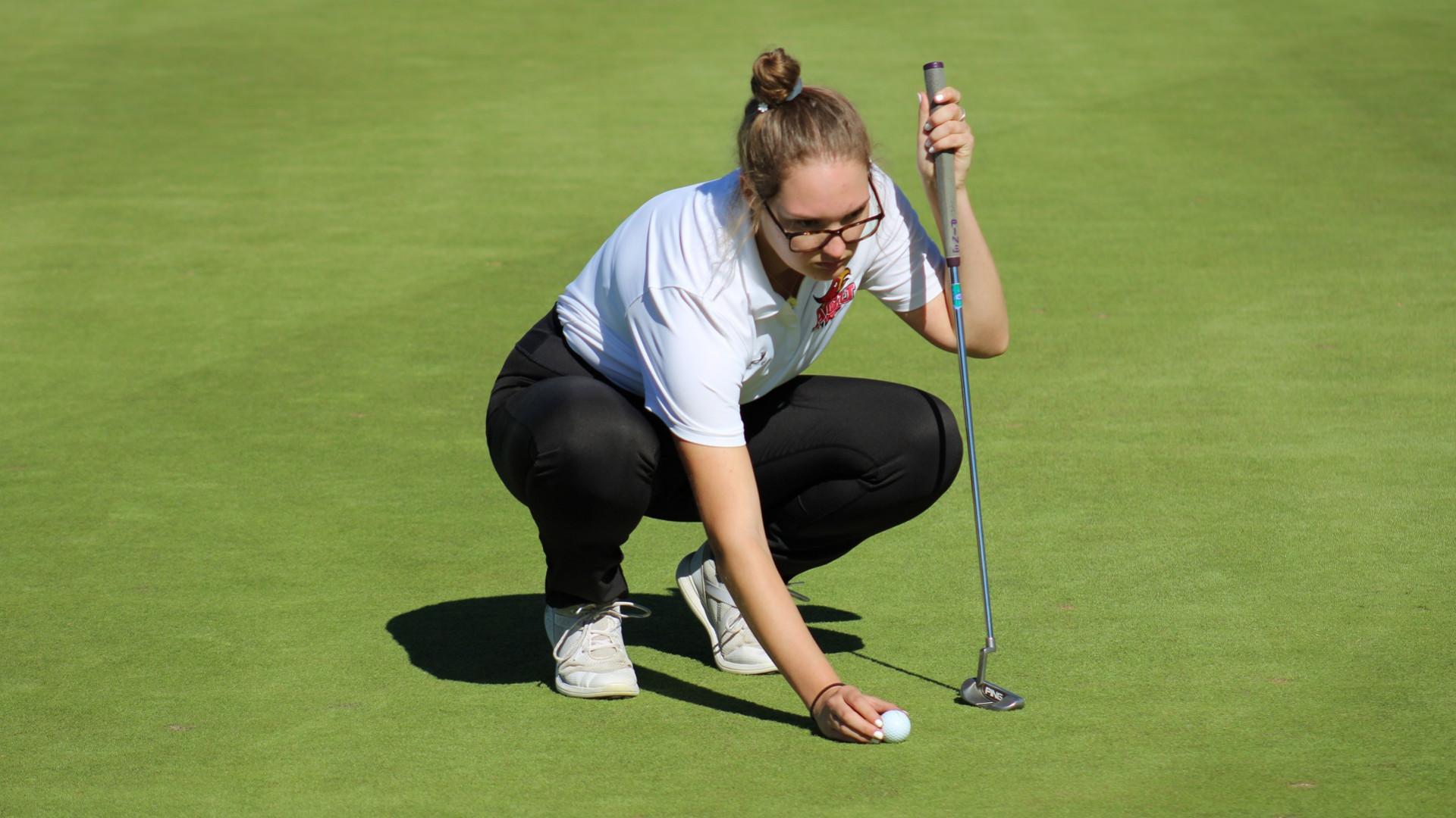 Guevara Leads Women's Golf at Eagle Invitational | Arizona Christian  University Athletics