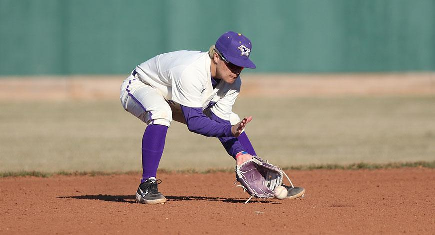 No 12 Oklahoma Wesleyan Downs Baseball Kansas Wesleyan University Athletics