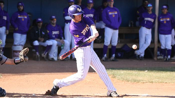 Baseball Sweeps Doubleheader From 13 Oklahoma Wesleyan To Win Series Kansas Wesleyan University Athletics
