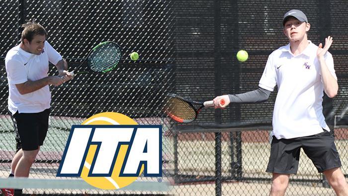Men's Tennis has two ITA Scholar-Athletes for 2019-20 | Kansas Wesleyan  University Athletics