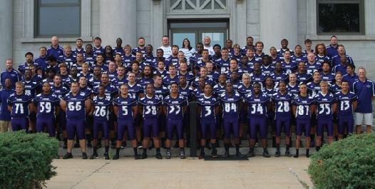 2011 Football Roster Iowa Wesleyan University Athletics