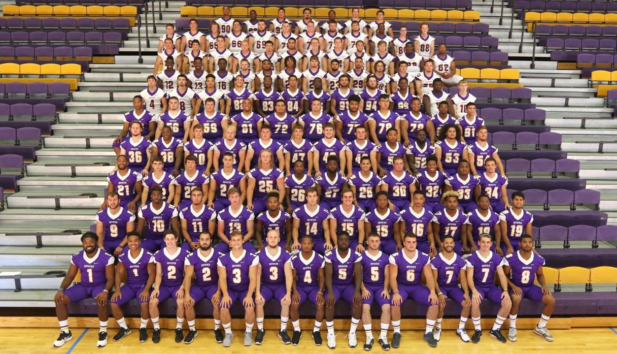 2015 Football Roster Kansas Wesleyan University Athletics