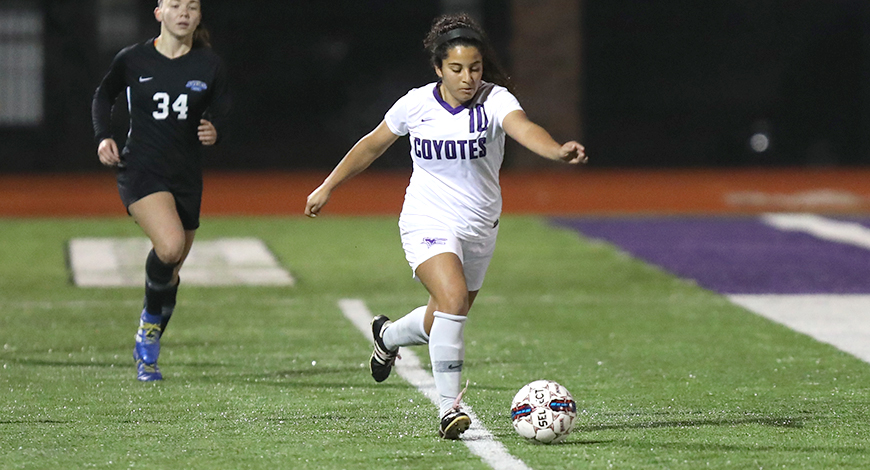 9cdc45f934e ... Photo for Pena named as NAIA Women s Soccer Honorable Mention  All-American ...