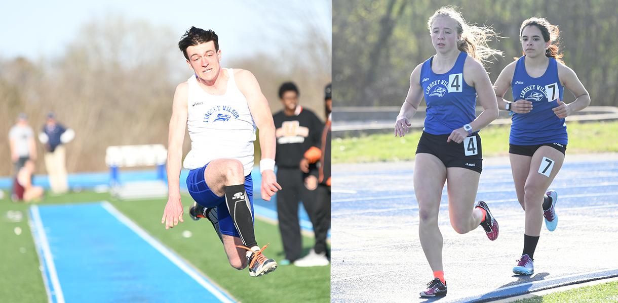 Lindsey Wilson Athletics - 2020-21 Men's Track & Field
