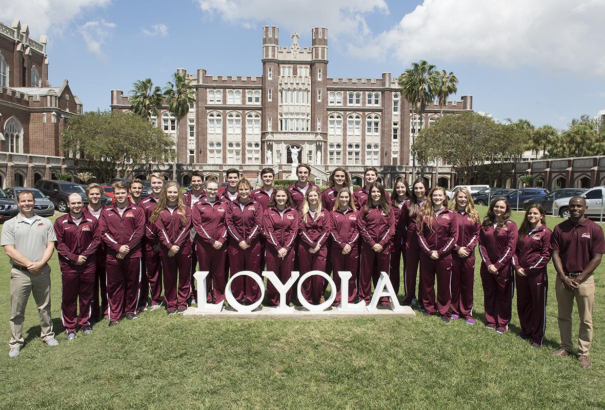 Loyola University New Orleans Map.Loyola University New Orleans 2017 18 Women S Swimming Roster