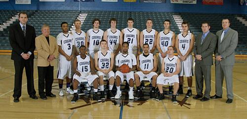 2010 11 Mens Basketball Awards Crossroads League