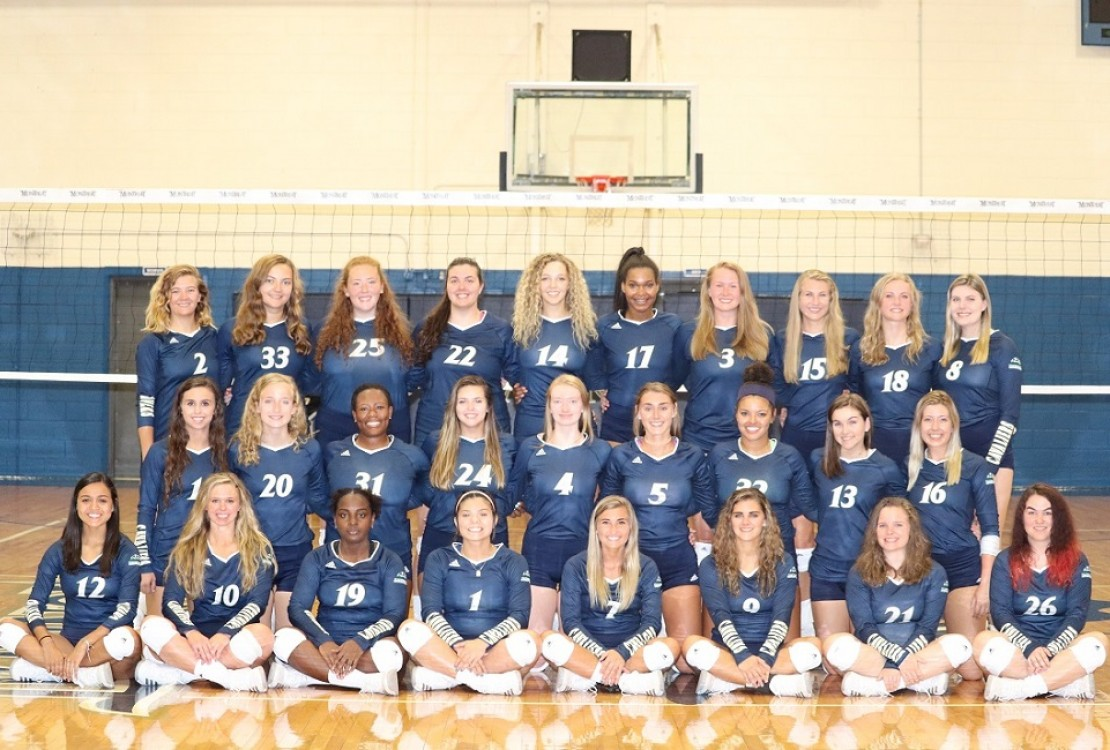 2018 Volleyball Roster Montreat College Athletics