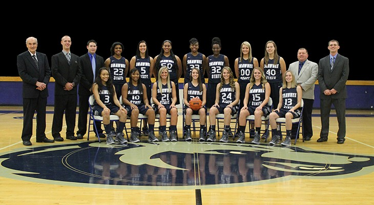 Shawnee State University 2013 14 Women S Basketball Roster