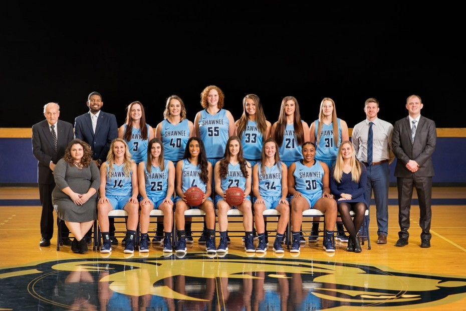 Shawnee State University 2018 19 Women S Basketball Roster