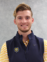 Sam Nelson 2018-19 Men's Golf - Vanguard University