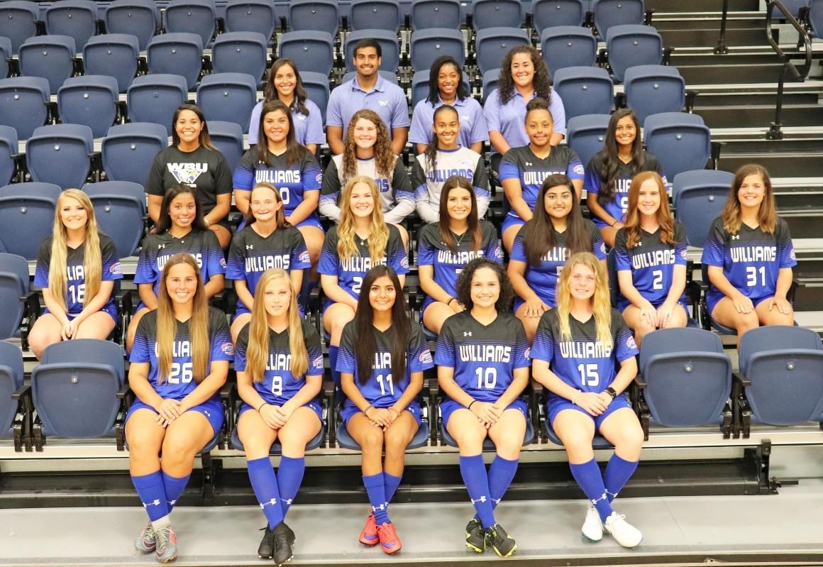 2018 Women's Soccer Roster - Williams Baptist University