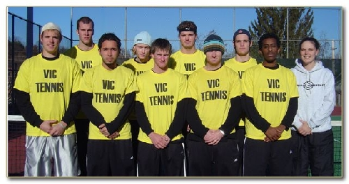 2006 Men S Tennis Awards Appalachian Athletic Conference