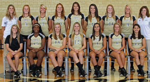 2012 Volleyball Awards Appalachian Athletic Conference
