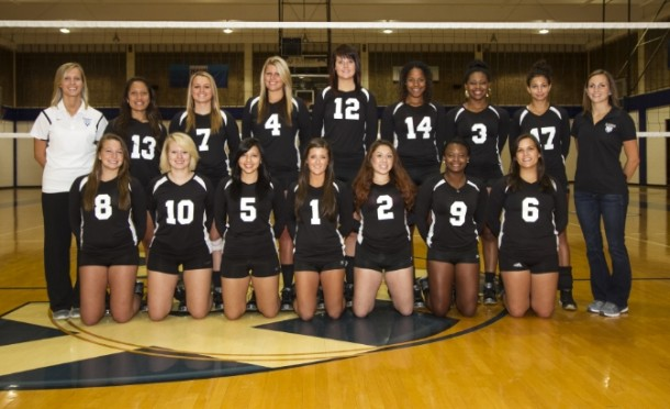 2013 Volleyball Rosters | Appalachian Athletic Conference