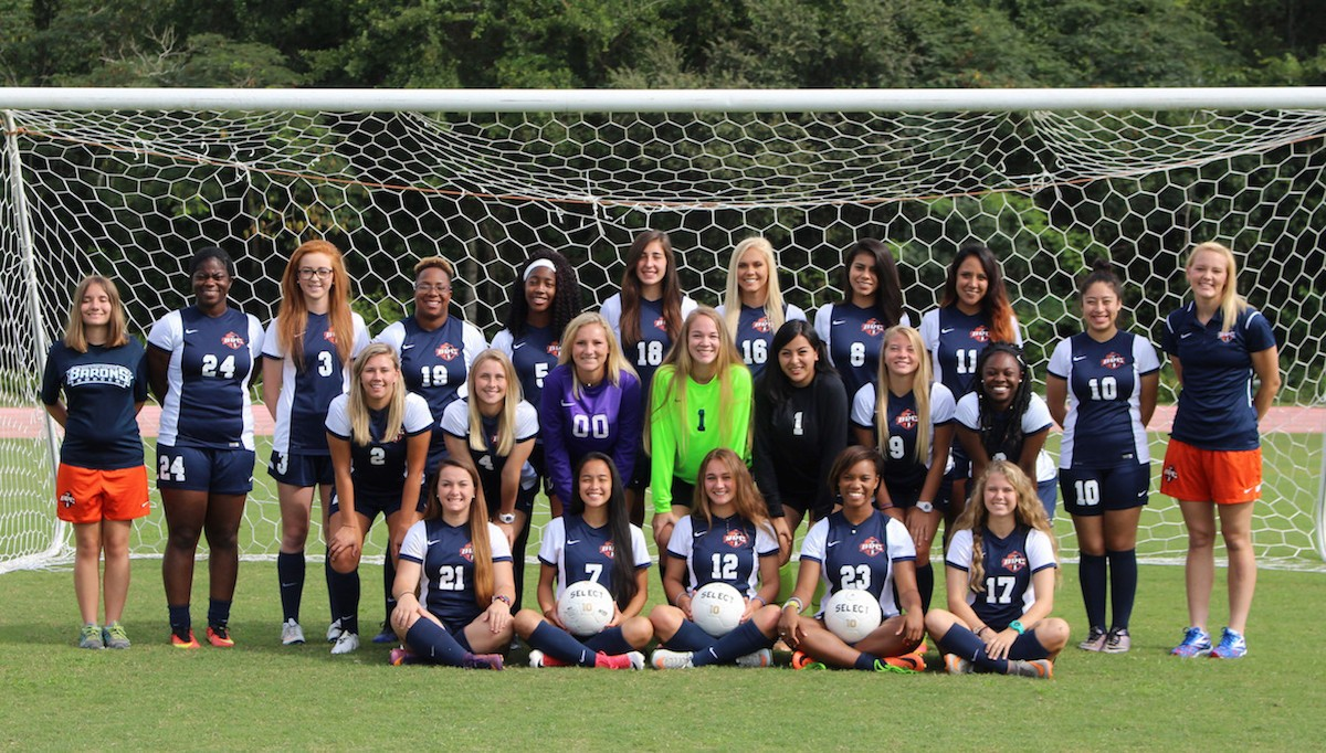 Brewton Parker College >> 2017 Women S Soccer Roster Brewton Parker College Georgia