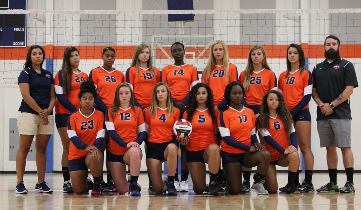 Brewton Parker College >> 2017 Women S Volleyball Roster Brewton Parker College