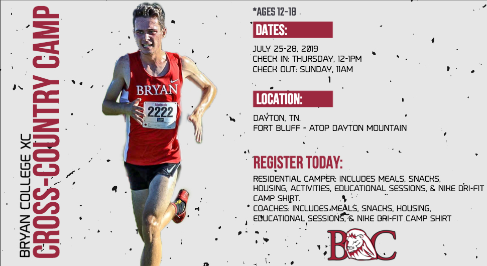 7a759ecd66 ... Bryan Cross Country Camp Set for July 25-28, Register Today! Lions  Outdoor Track & Field Season Comes to ...