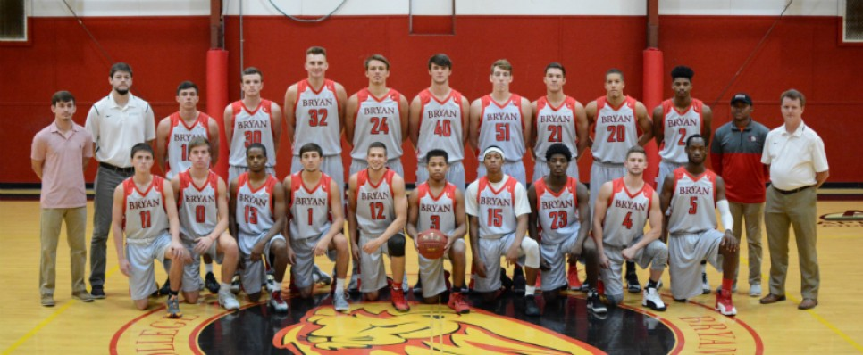 2017 18 Men S Basketball Roster Bryan College