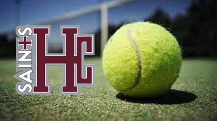 Holy Cross Calendar 2021 Holy Cross College   2021 Men's Tennis