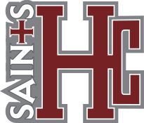 Holy Cross College Athletic Logo