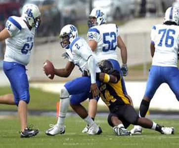 e84bd2339 Apaches Fall To No. 1 Blinn   Tyler Junior College Athletics