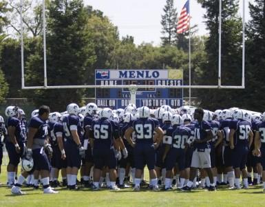 Menlo Football Team Welcomes 12 More Signees to 2012 Squad