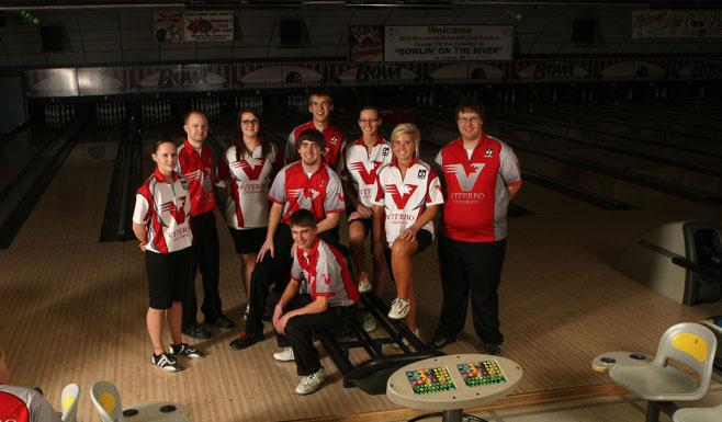 Bowling Teams Have Great Weekend At Uw Whitewater Invite Viterbo