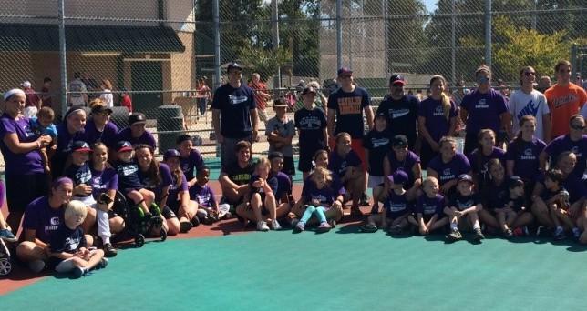 Columbia College Softball Team Gives Back | Appalachian