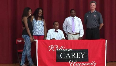 Crusaders Sign Biloxi High Standout Marques Mcgee William Carey