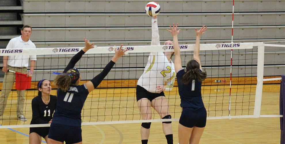 Volleyball Sweeps Purdue North Central In Straight Sets Olivet Nazarene University Illinois Athletics
