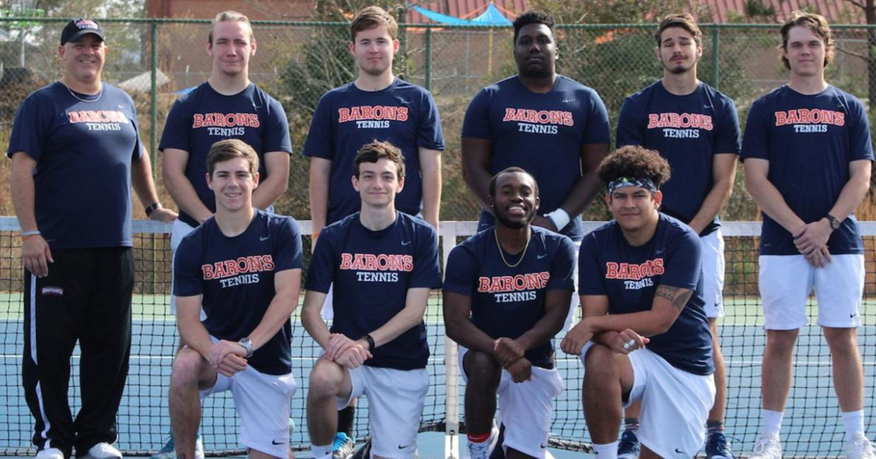 Brewton Parker College >> 2020 Men S Tennis Brewton Parker College Georgia Athletics