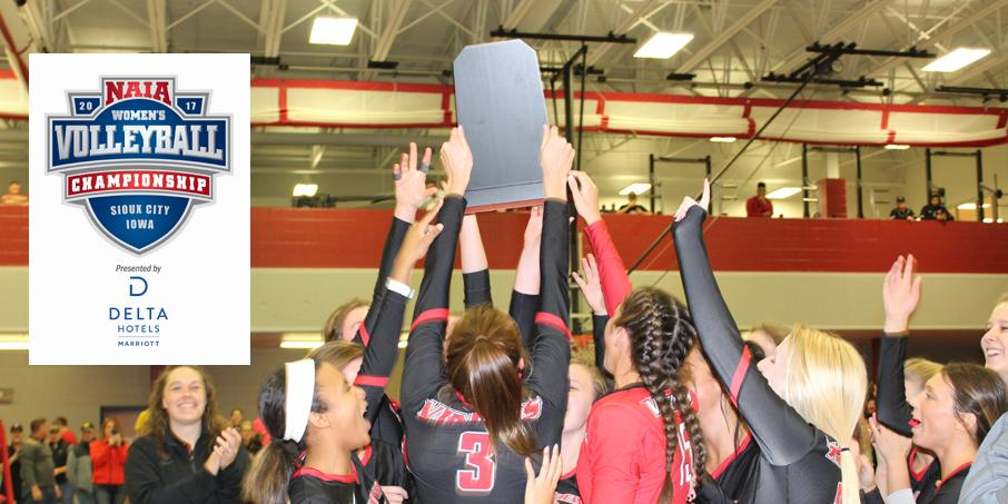 Grand View headed to the 2017 NAIA Volleyball National Championship