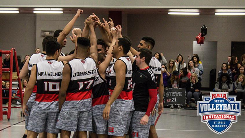 Grand View Men S Volleyball Finishes As The 2017 Naia National Invitational Runner Up Grand View Athletics