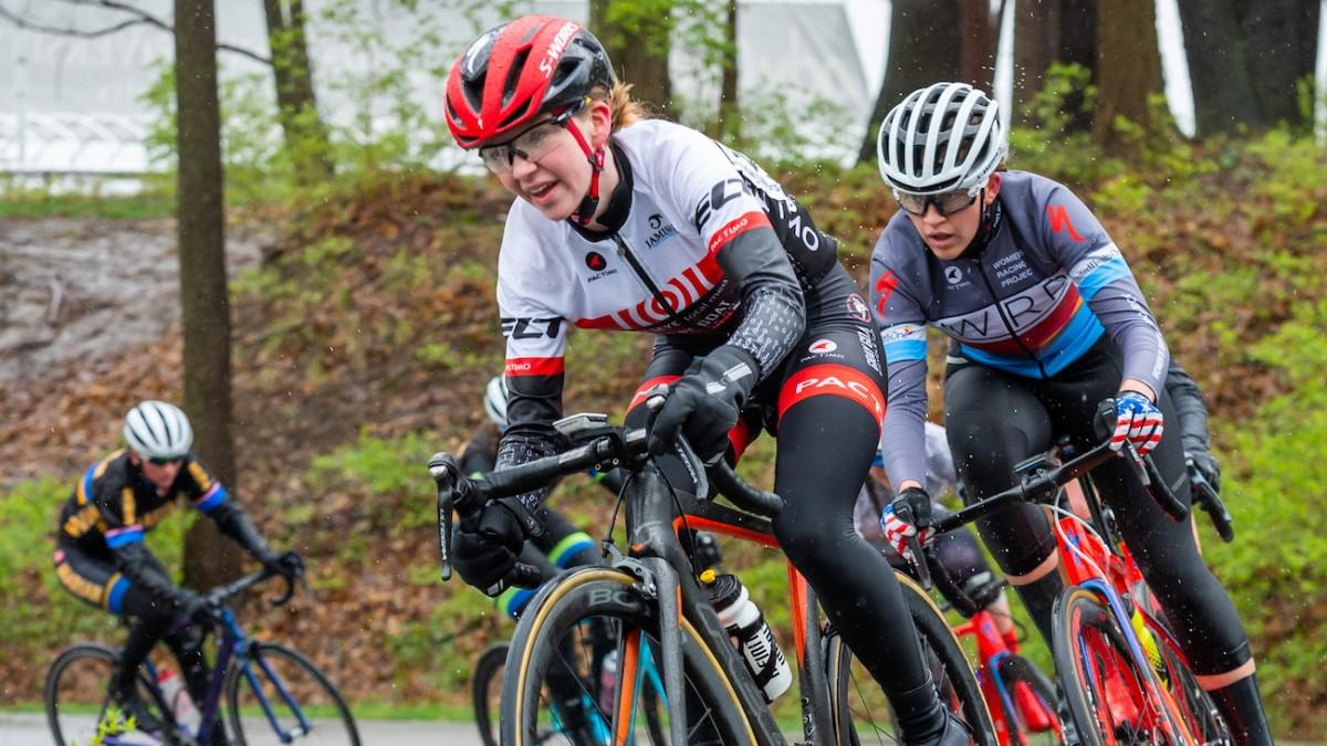 McCurry Inks with Cycling Knights | Marian University - Indianapolis