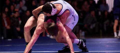 2019-20 Men's Wrestling | Menlo College Athletics Athletics
