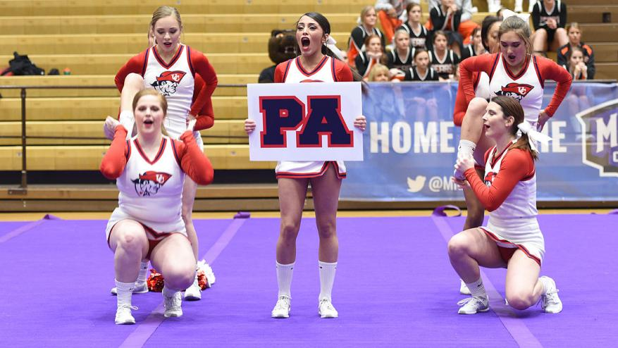 2019-20 Cheerleading | Mid-South Conference