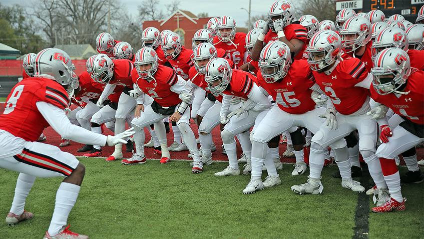 No 10 Grand View Set To Compete In 2018 Naia Football
