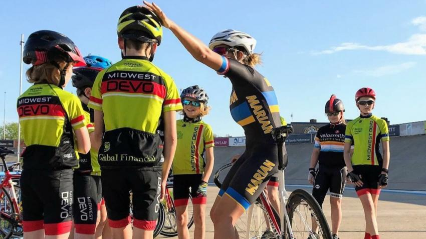 MARIAN CYCLING RECEIVES CLUB OF THE YEAR ACCOLADE FROM USA CYCLING eabb8c01b
