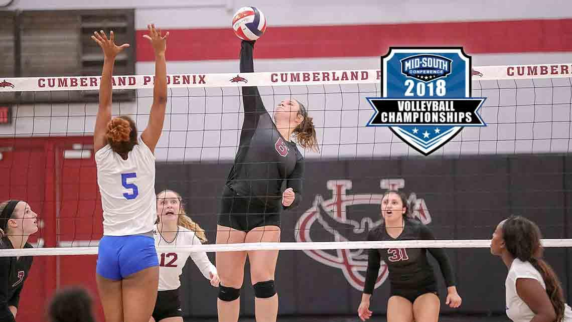 Mid South Volleyball Tournament Bracket Released Mid South Conference