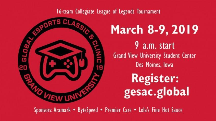 GV Esports Hosts 2nd Annual GESAC Classic & Clinic | Grand