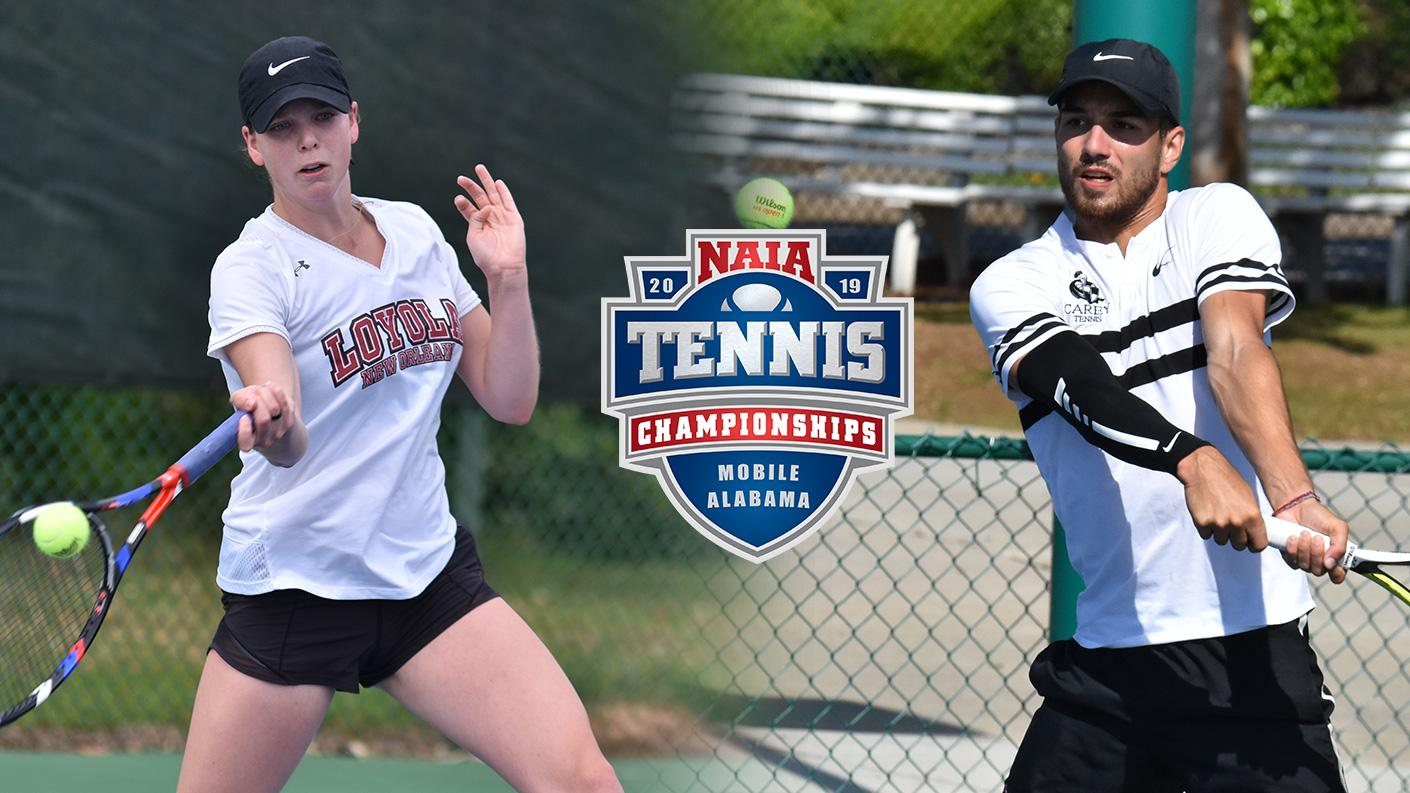 the latest 3072a f62e7 NAIA M&W Tennis Championship Qualifiers Announced | Southern ...