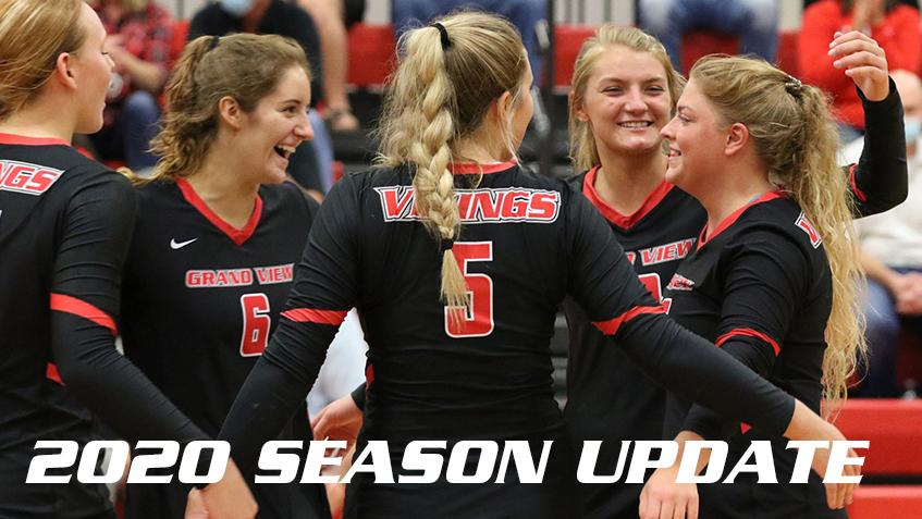 2020 Women S Volleyball Grand View Athletics