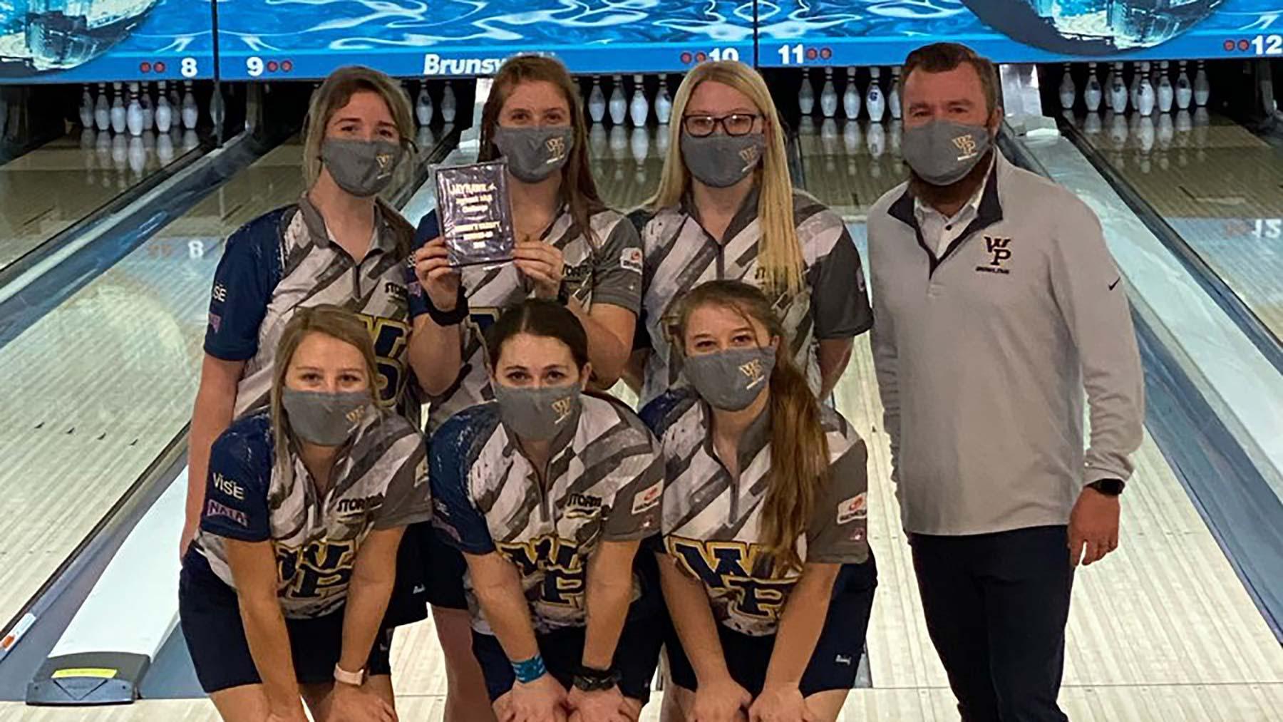 2020-21 Women's Bowling   William Penn University Athletics